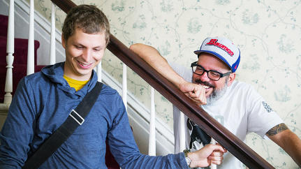 "BitTorrent To Release Its First Feature Film, David Cross's ""HITS"""