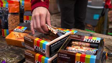 The Many Mistakes That Led To KIND Snacks' Success