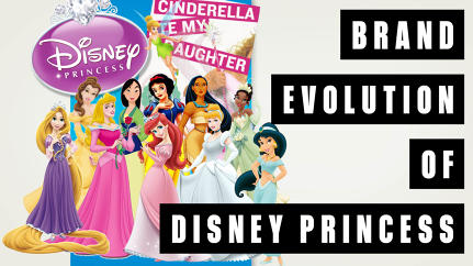 The Brand History Of Disney Princesses In 200 Sparkly Seconds