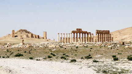 A Team Of Badass Archaeologists Are Going To The Middle East To Protect Artifacts From ISIS
