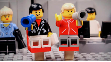 The Co-Directors of A Lego Brickumentary Discuss Lego, Life, & Creativity