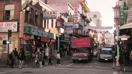 This Woman Is Fighting To Preserve San Francisco's Chinatown By Giving It A Sustainable Makeover