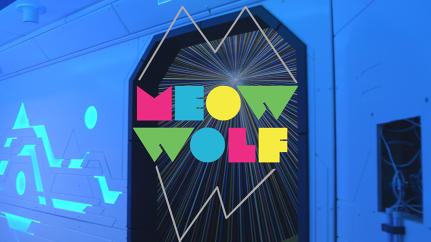 Meow Wolf: A New Future For Art Funded By George R.R. Martin