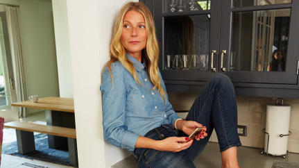 The Goop-est Thing About Gwyneth Paltrow's New Clothing Line Isn't The Clothes