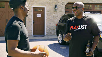 EXCLUSIVE: Inside The Mecca Of Collaboration That Is DJ Jazzy Jeff's Playlist Retreat