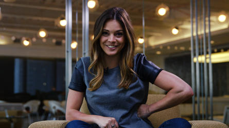 "Watch Katie Nolan Of ""Garbage Time"" Trash Talk Her Twitter Haters"