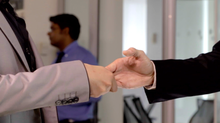 These Handshakes Will Blow Your Job Interview