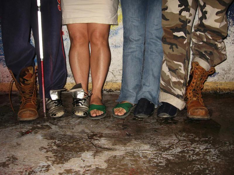 <p>Marco Antonio Martínez, <em>Empathy</em>, Mexico, c.2005.</p>