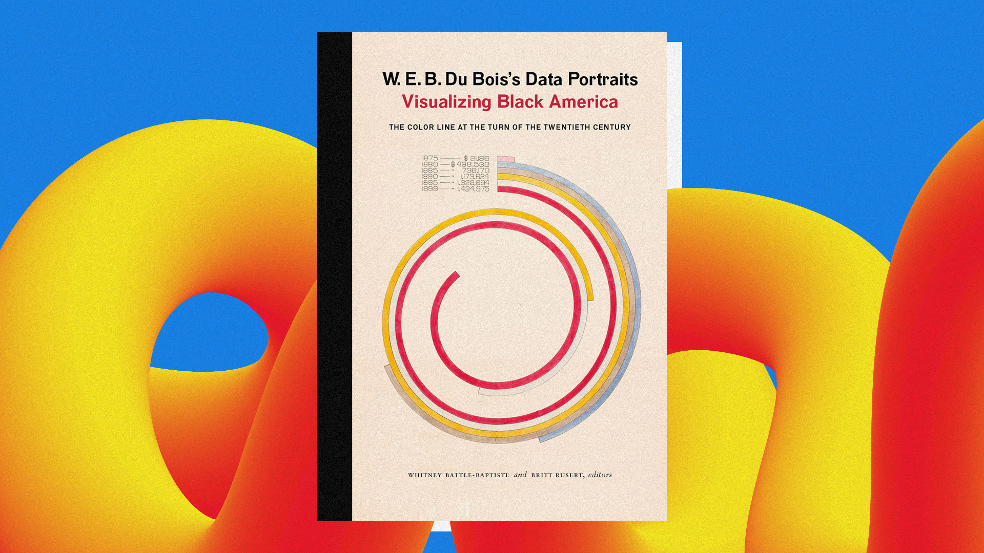 W E Du Boiss Data Portraits: Visualizing Black America B
