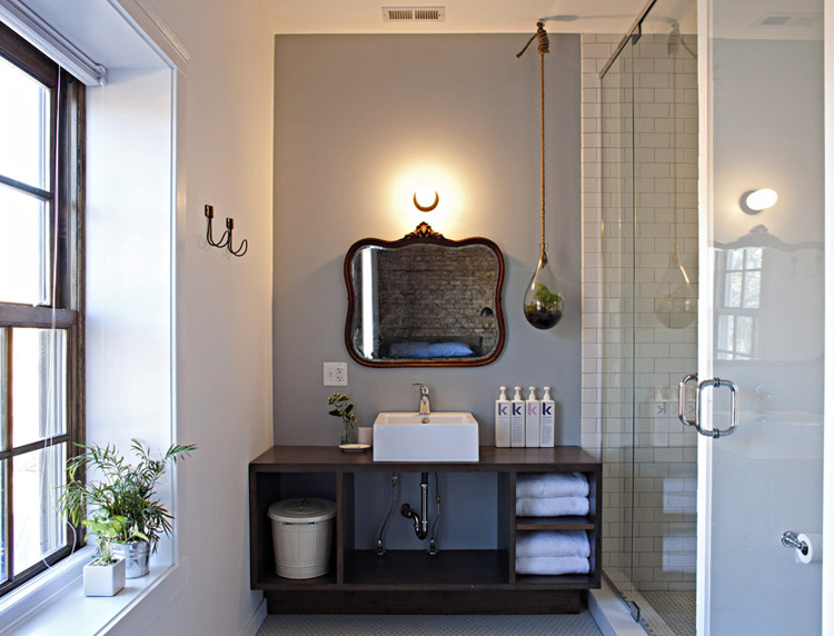 Restroom-in-room