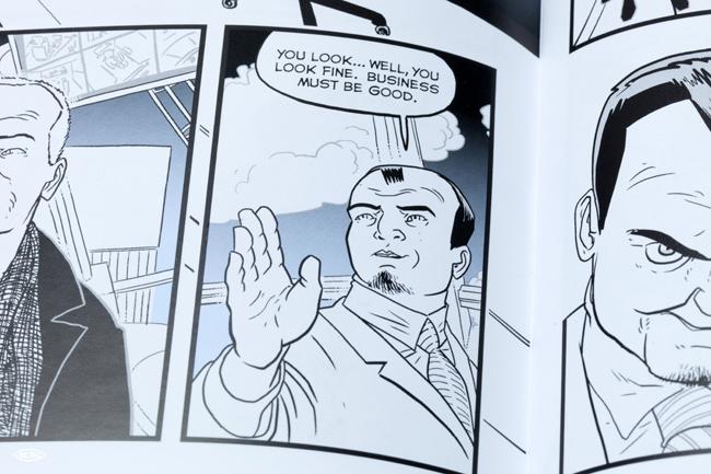 Berg-Comic