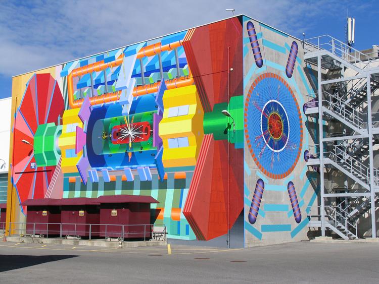 CERN-Mural
