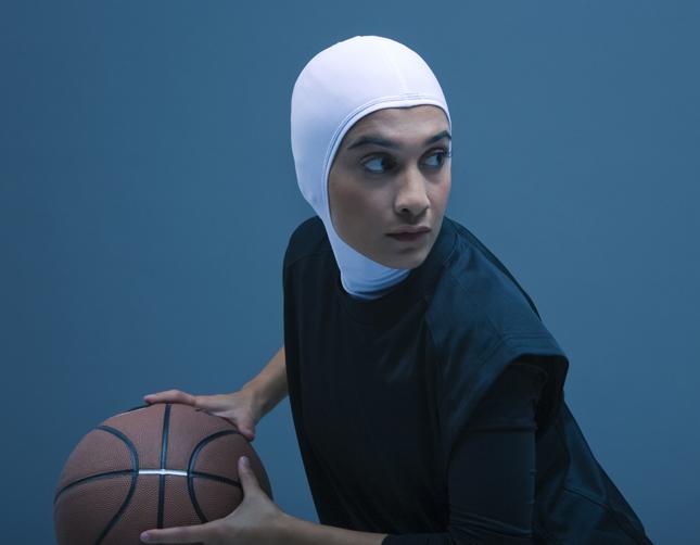 Basket-hijab