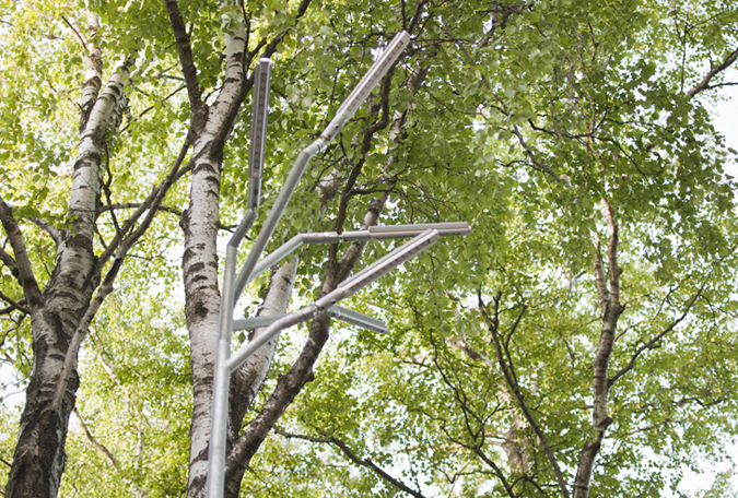 Branch-Streetlights