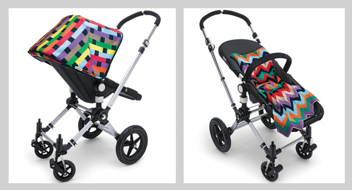 sc 1 st  Fast Co Design & Almost Genius: Bugaboo Teams Up With Missoni In High-Fashion Stroller