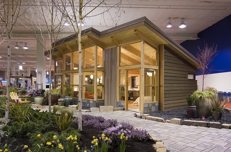 fabcab builds universal design prefabs for aging in place. Interior Design Ideas. Home Design Ideas