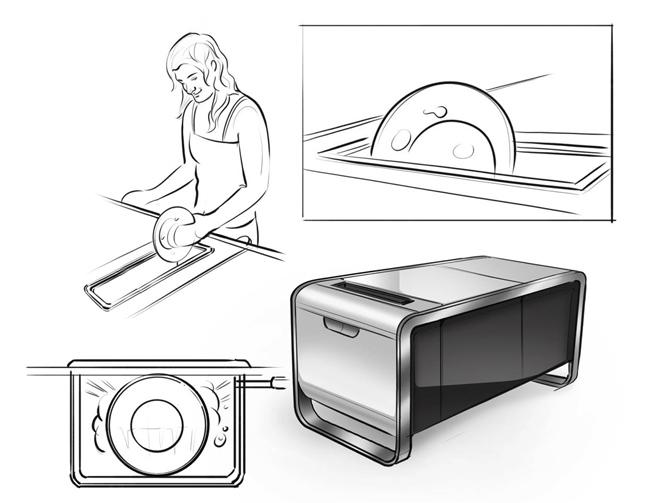 Dish Toaster