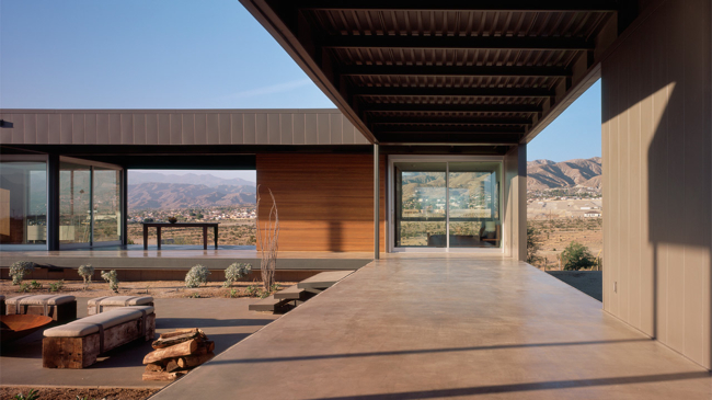Famous California Architects. [Images courtesy of Hello Design]