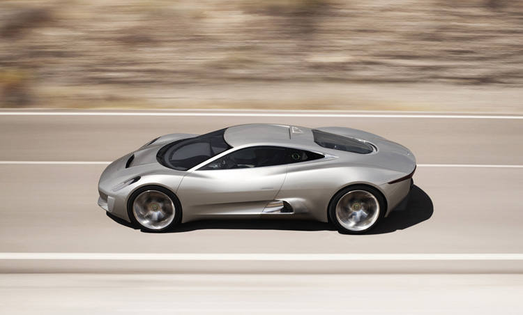 Captivating The Vehicle Was Designed By A Team Led By Jaguar Creative Director Ian  Callum, Who Is Best Known For His Work On The Gorgeous Aston Martin DB9.