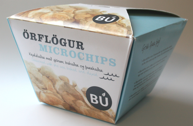 1fe748b8ec Clever Packaging Turns Your Potato-Chip Bag Into a Bowl