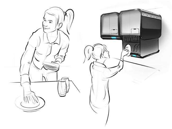 Modular Dishwasher