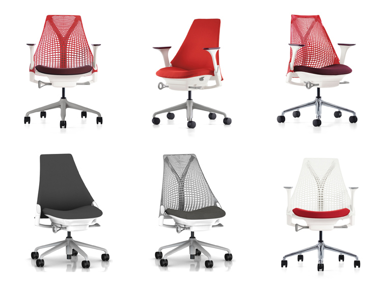 Sayl Chair herman miller aims at office depot, with $399 task chairyves