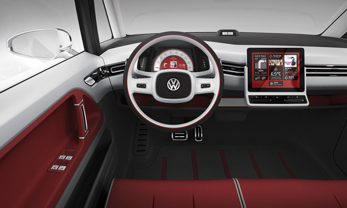Vw Bus Electric Interior The Best Bus