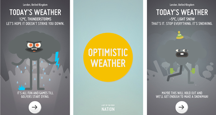 Optimistic-Weather