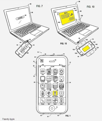 Apple NFC Patent