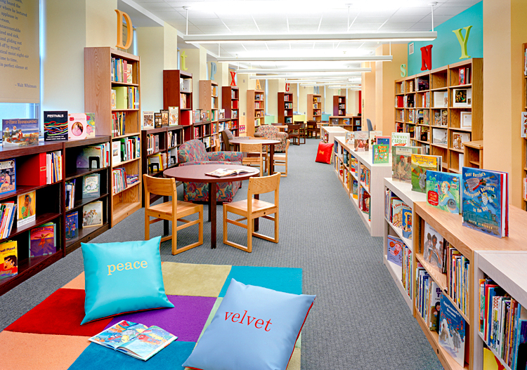 how designers banded together to remake new york u2019s libraries