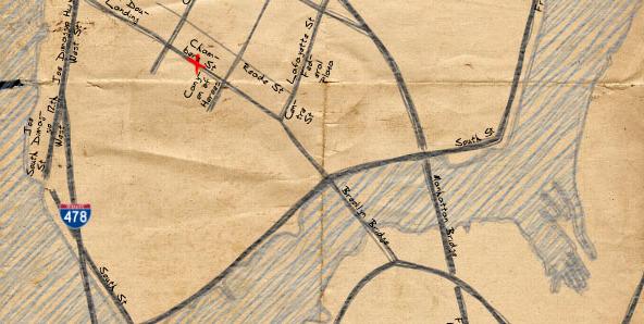 Bing treasure map