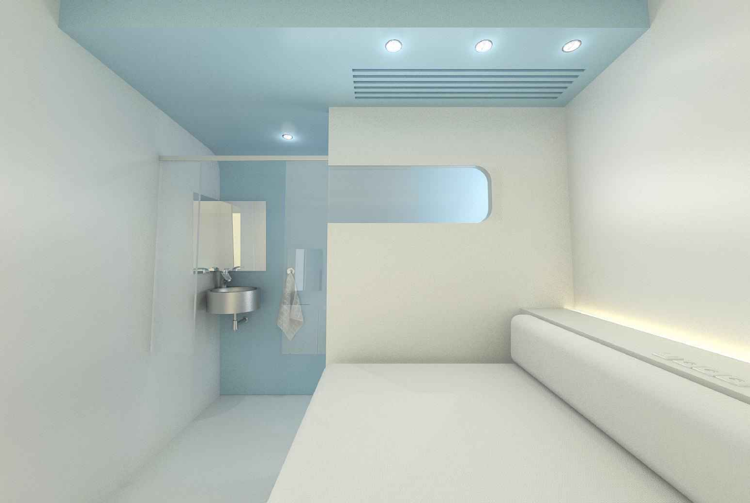 Coming Soon Tiny Hotel Rooms Right On The Airport Concourse
