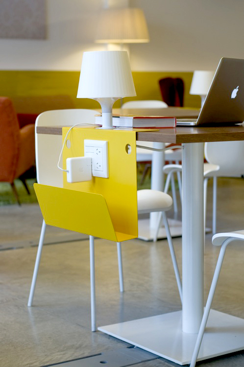 Coffee ShopOffice Hybrids The Workplace of the Future