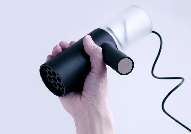 Japanese Hair Dryer >> Wanted: A Hair Dryer You Could Put on a Pedestal