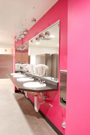 dschool bathroom