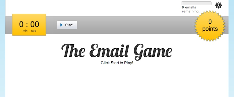 email game