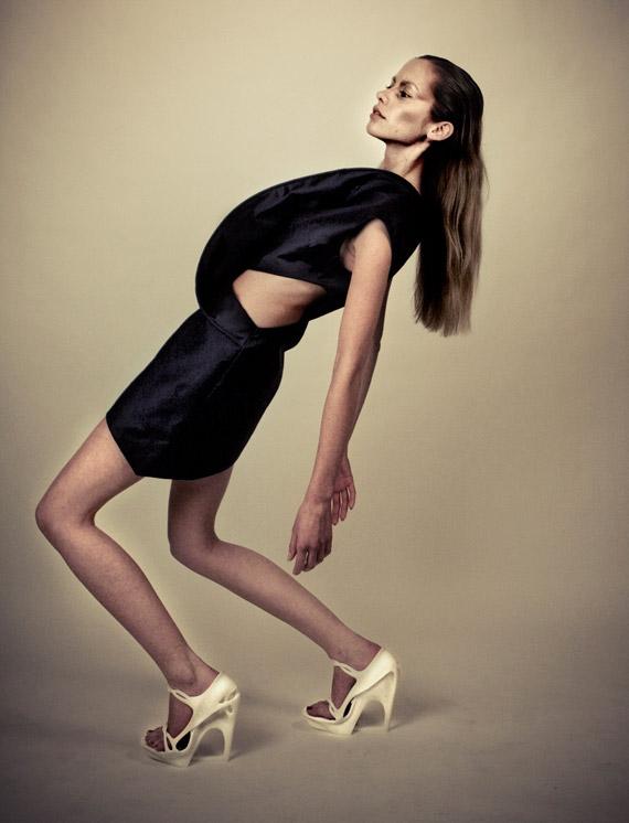 Pauline Van Dongen shoes