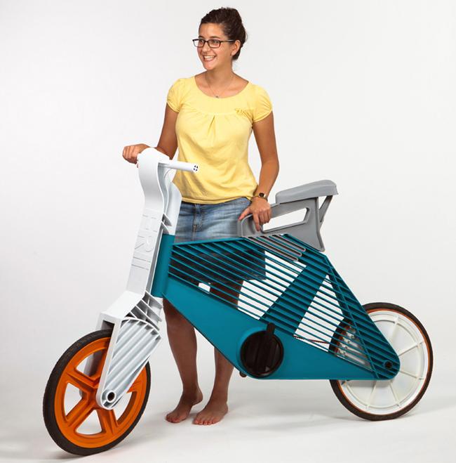 Plastic-Bike
