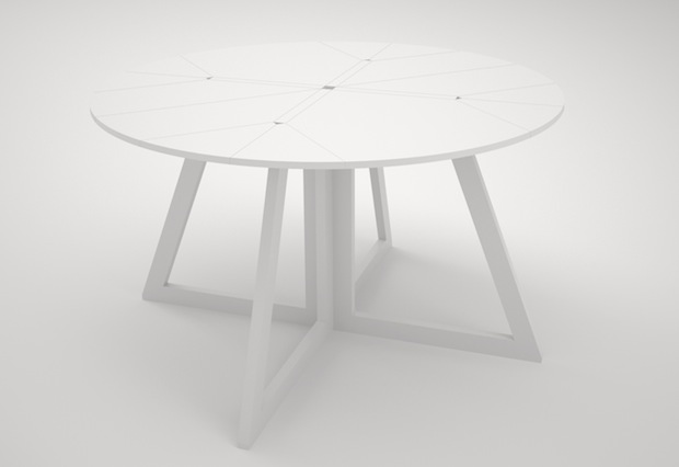 Grand Central table