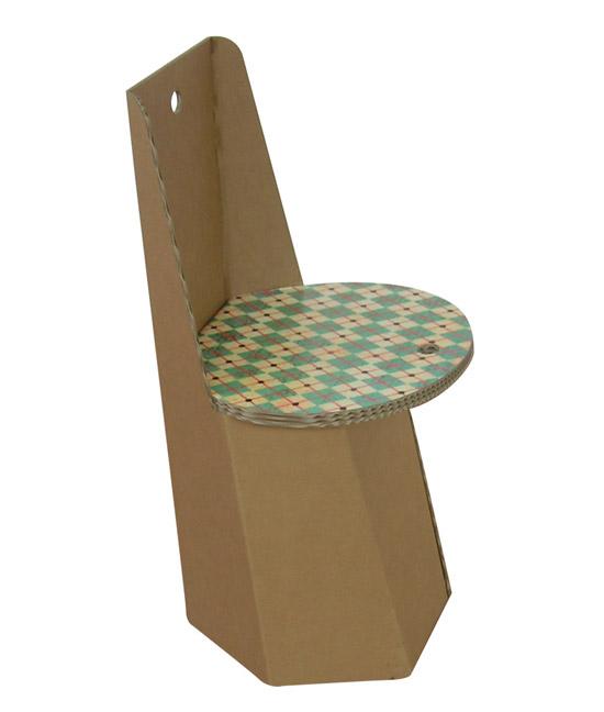 False Alarm Cardboard Furniture Is Still Cool