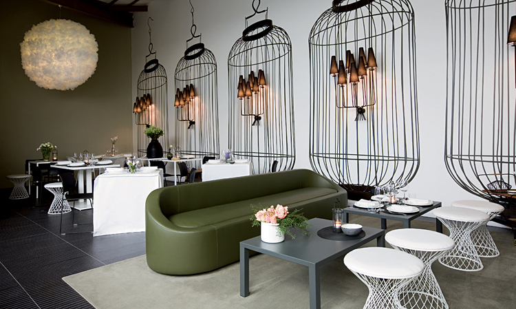 The World S Most Innovative Restaurant Interiors
