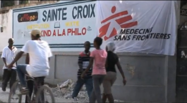 Medecins Sans Frontiers