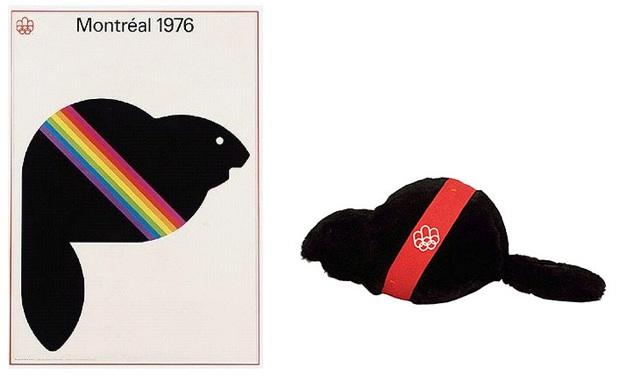 Montreal Olympics mascot