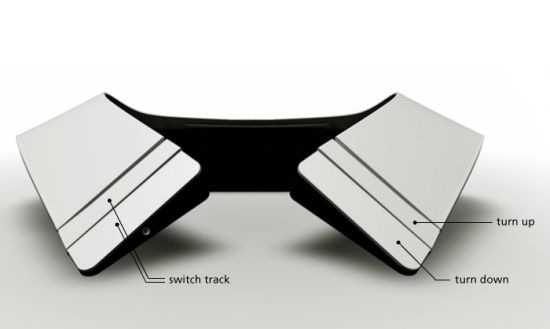 Music for Deaf People collar