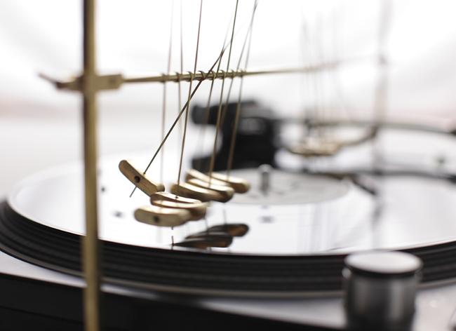 pendulum-Plate