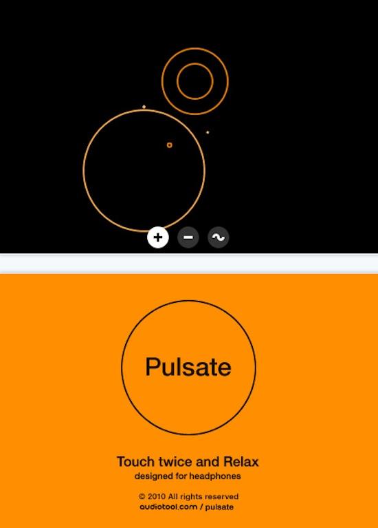 pulsate