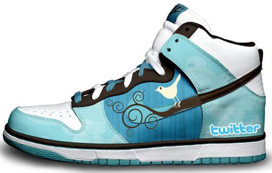 Twitter sneakers
