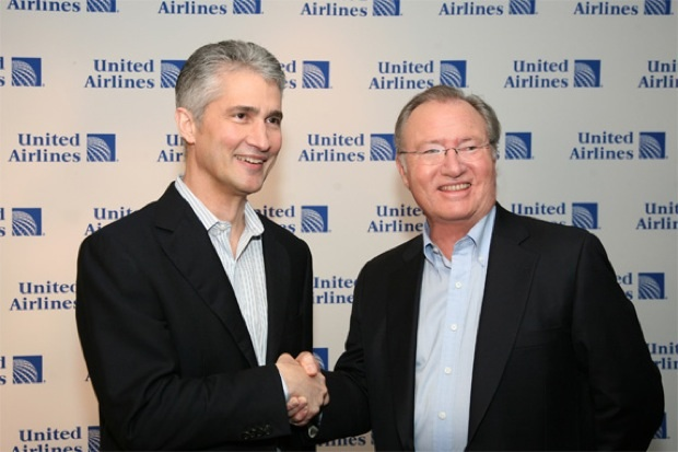 United Continental merger