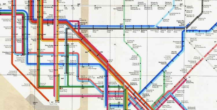 Nyc Subway Map Google Map.Mta Me Google Engineer Turns Subway Lines Into Musical Instruments