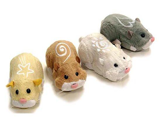 Zhu Zhu Pet Hamsters